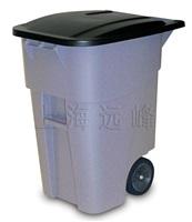 可推式垃圾桶,连桶盖