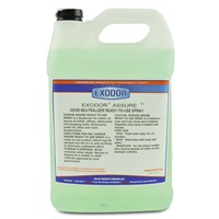 EXODOR 植物液空气除臭剂 直喷补充装