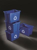 18加仑回收桶/搬运箱