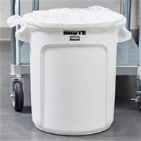 BRUTE 多用途储物桶37.9L-白色 FG261000(不含桶盖)