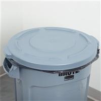 BRUTE 多用途储物桶桶盖-灰色FG261960(配FG26200/75L桶)