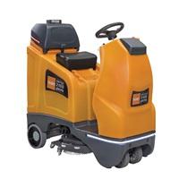 特洁Swingo2100紧凑型座驾式全自动洗地机