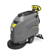 手推式紧凑型洗地吸干机