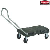 Triple™ 三用手推车,标准型,带舒适型手柄和5 英寸脚轮