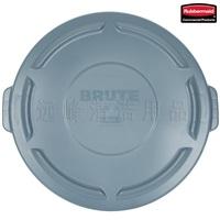 BRUTE 贮物桶桶盖-灰色FG263100(配FG263200/121L贮物桶)