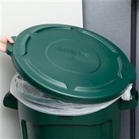 BRUTE 贮物桶桶盖-深绿色FG263100(配FG263200/121L贮物桶)