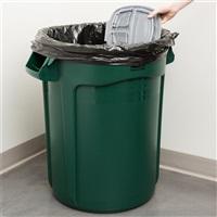 BRUTE 贮物桶121L-深绿色FG263200(不含配件)