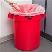 BRUTE 贮物桶121L-红色FG263200(不含配件)
